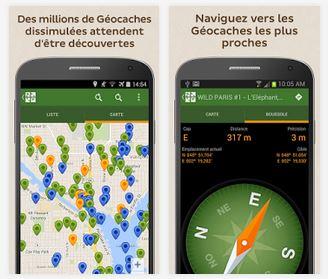app-geocaching