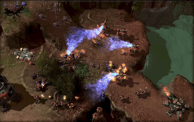 Heart of the swarm Starcraft 02