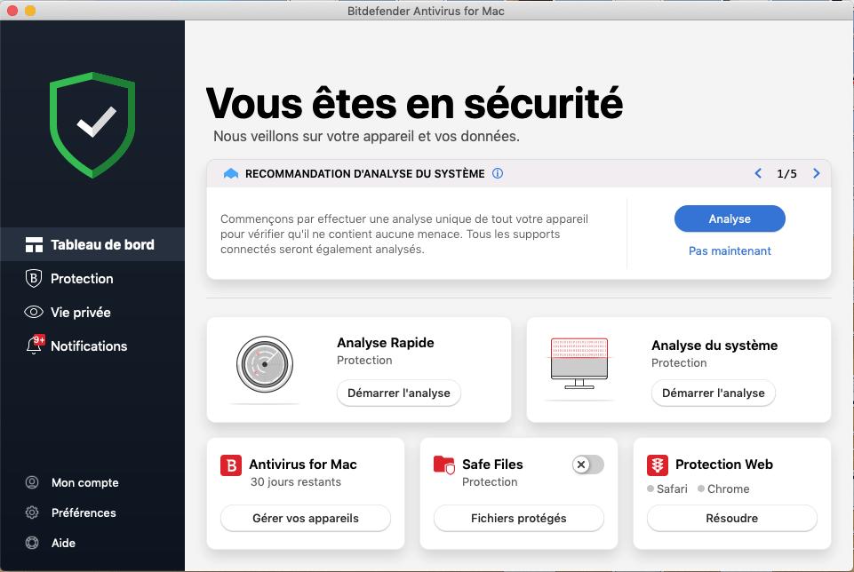 BD antivirus macOS