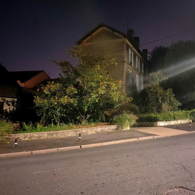 maison de nuit