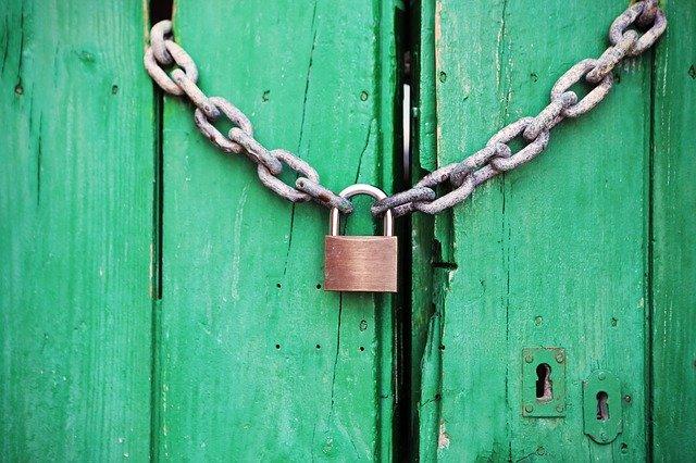 sécurité, cadenas