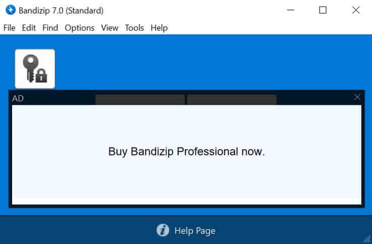 Bandizip 7.0
