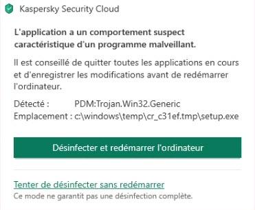 Kaspersky Secure Cloud Free