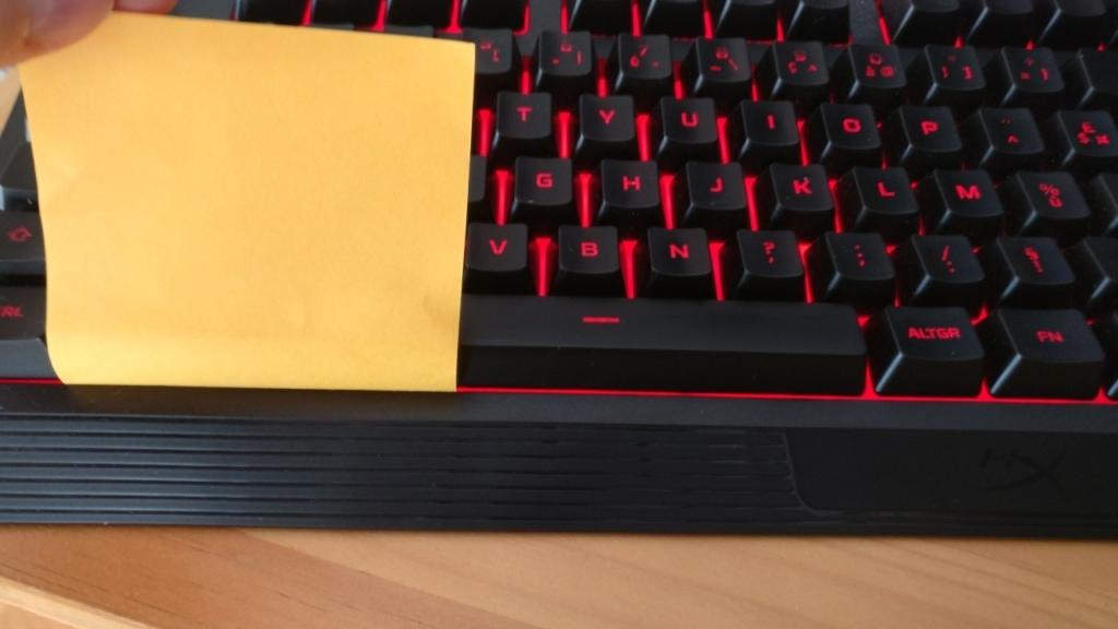 nettoyer clavier ordi