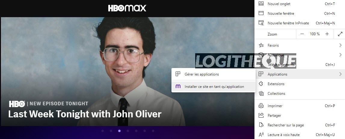 Installer HBO Max Win 10