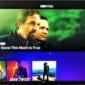 HBO MAX sur une TV
