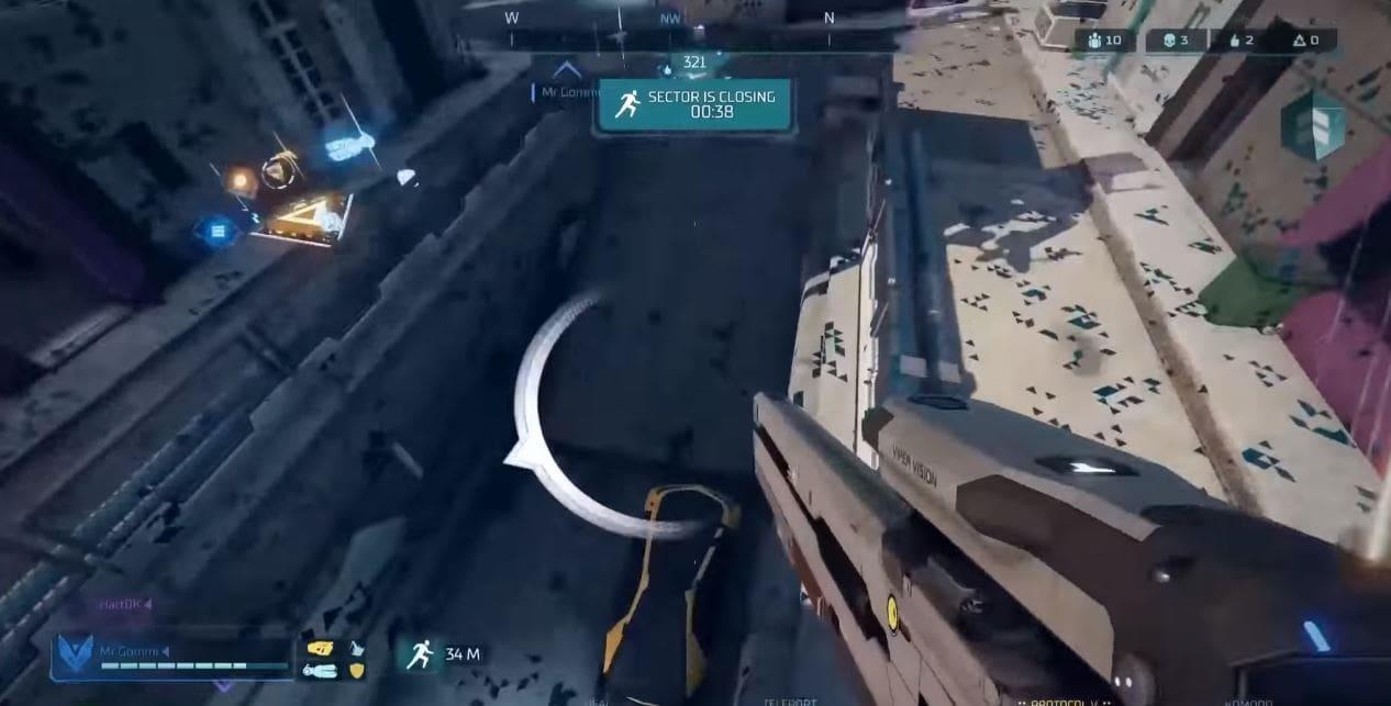 hyper scape screenshot