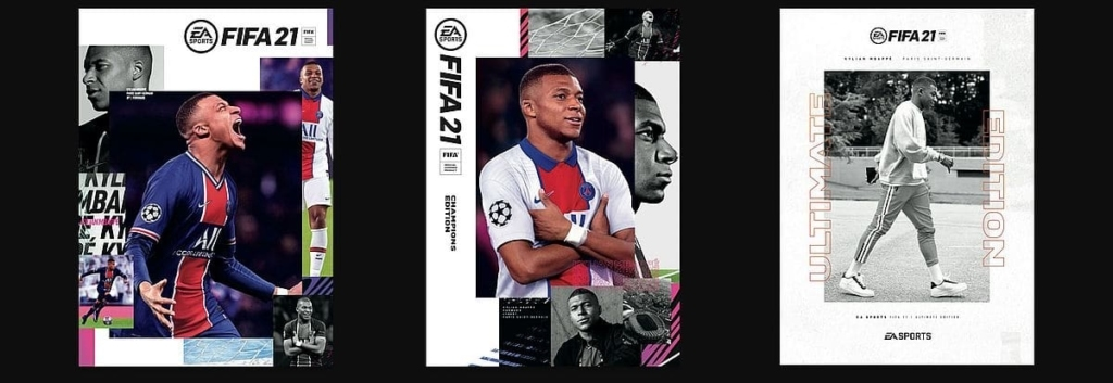 FIFA 21 éditions
