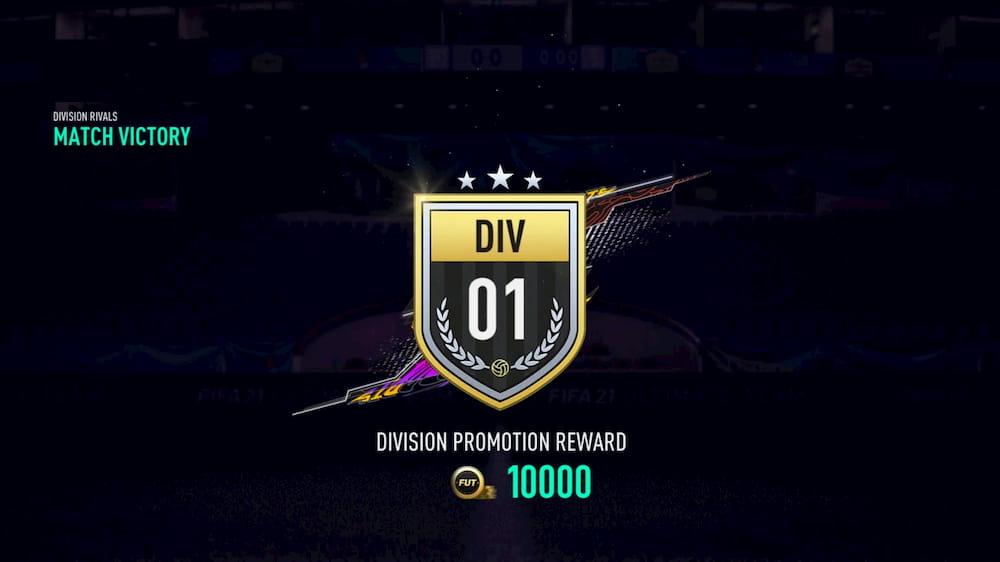 Division Rivals FUT 21